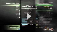 vidéo : Call of Duty: Modern Warfare 3 - Primary Weapon Menu Gameplay Video (Xbox 360)
