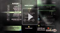 vidéo : Call of Duty: Modern Warfare 3 - Strike Package Menu Gameplay Video (Xbox 360)