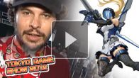 Vid�o : TGS 2012 - Earth Defense Forces 3 PS Vita Kamui Impressions