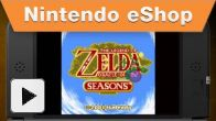 Vid�o : The Legend of Zelda : Oracle of Seasons - Trailer