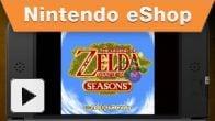 The Legend of Zelda : Oracle of Seasons - Trailer