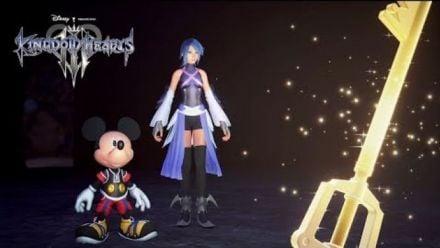 vidéo : Kingdom Hearts : Hommage à Mickey Mouse pour ses 90 ans