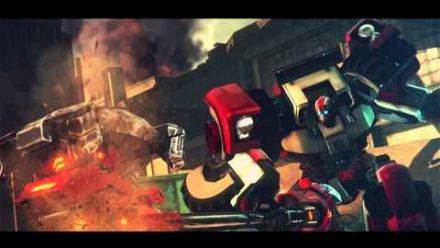 Vidéo : Transformer Universe - Test Your Metal Trailer
