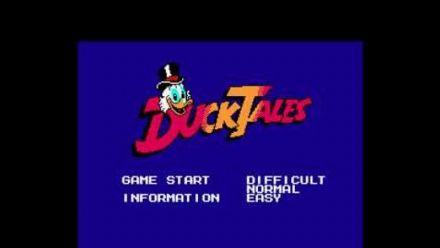 """Vidéo : DuckTales : Morceau inédit """"Map"""""""