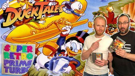 Vidéo : Super Retro Prime Turbo : Duck Tales