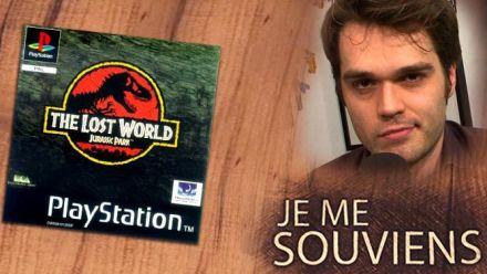 Vid�o : Je me souviens de Jurassic Park sur PlayStation