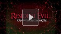 Vid�o : Resident Evil Operation Raccoon City : Spec Ops Trailer