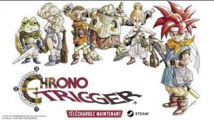 Vidéo : Chrono Trigger : Trailer Steam