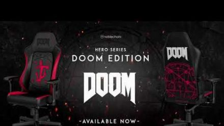 Vid�o : noblechairs HERO DOOM Edition