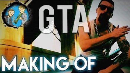 GTA 5 en vrai - Behin The Scenes