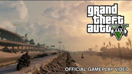vidéo : Grand Theft Auto V: Official Gameplay Video