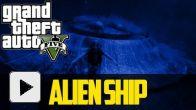 vidéo : Vaisseau alien - GTA 5