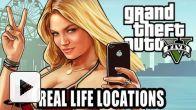 GTA V : les décors dans la vraie vie