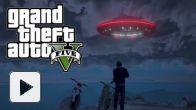 vidéo : GTA 5 - Vaisseau extra-terrestre