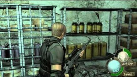 Vid�o : Resident Evil 4 HD Project - Texture Patch