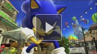 Trailer de Sonic Generations GamesCom 2011