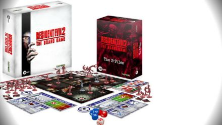 Vid�o : Resident Evil 2 : The Board Game - Trailer Kickstarter