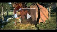 Dragon's Dogma - Drake Battle