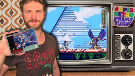 Vid�o : Super Retro Prime Turbo : Mega Man X avec Joniwan