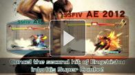 Vid�o : Super Street Fighter IV Arcade Edition Ver. 2012 - Trailer