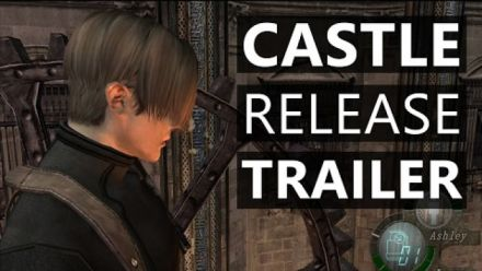 Vid�o : Resident Evil 4 HD Project - Bande-annonce château
