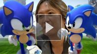 vid�o : Interview Sonic Generations : Takashi Iizuka