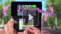 Vid�o : Mario et Sonic aux JO de Londres 2012 sur 3DS