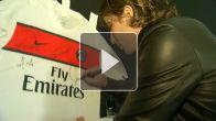 FIFA 13 : Les joueurs du PSG prennent la pose