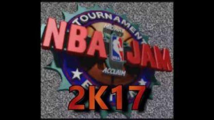 Vid�o : NBA Jam 2K17 : Bande-annonce