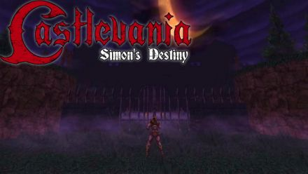 Vid�o : Castlevania Simon's Destiny : Quand Castlevania la joue comme Doom