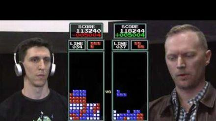 Vid�o : Finals - 2016 Classic Tetris World Championship (vidéo de Classic Tetris)