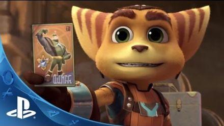 Vidéo : E3. Ratchet & Clank, le film