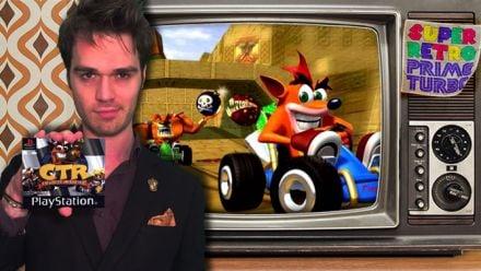 Vid�o : Super Retro Prime Turbo : Crash Team Racing meilleur que Mario Kart ?