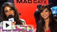 Vid�o : TGS : interview Kayane, la championne de SoulCalibur
