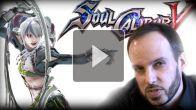 Vid�o : SoulCalibur V, notre test vidéo