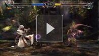vidéo : SoulCalibur V : Viola Vs. Ezio