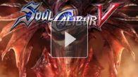 SoulCalibur V - premier trailer in-game