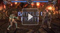 vid�o : SoulCalibur V : Z.W.E.I Vs. Leixia