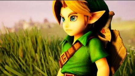 Vid�o : Unreal Engine 4 [4.24] Zelda Ocarina Of Time FanProject 100% Walkthrough (vidéo de CryZENx)
