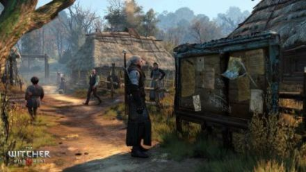 vid�o : The Witcher III : PAX East 2015 gameplay