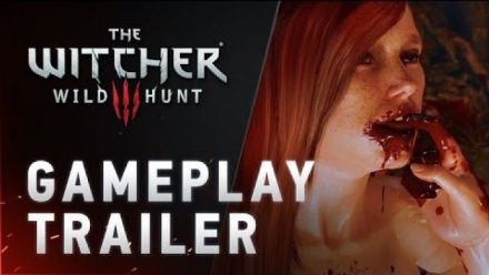 Vid�o : The Witcher 3: Wild Hunt - Official Gameplay Trailer