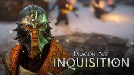 vid�o : DRAGON AGE : INQUISITION Gameplay Trailer - The Inquisitor (VOSTFR)