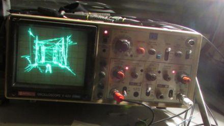 Vid�o : Quake sur oscilloscope
