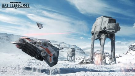 vid�o : Star wars Battlefront - Gameplay PC - 1
