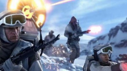 vid�o : Star wars Battlefront - gameplay PC - 2