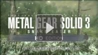 Metl Gear Solid HD Collection : MGS 3 Promo
