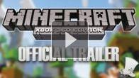 vid�o : Minecraft - Trailer de lancement