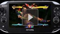 Street Fighter X Tekken Vita : Lei & Christie
