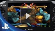Street Fighter X Tekken Vita : Highlights
