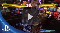 Street Fighter X Tekken : Combos Trailer